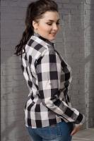 Рубашка Pars Polo женская 721 Big Size