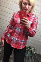 Рубашка женская Pars Polo 723 Big Size