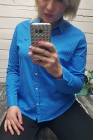 Рубашка женская Pars Polo 727 Big Size