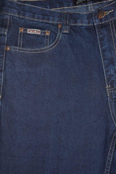 Джинсы мужские Recstar 8617/06 Blue-Black Big Size - фото 3
