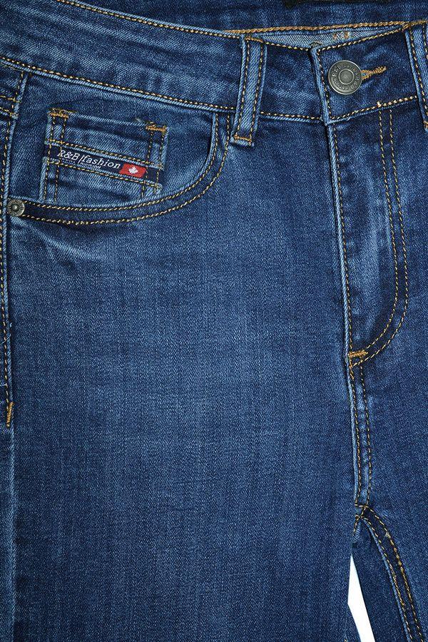 Джинсы женские R&B L-961-1 - фото 3