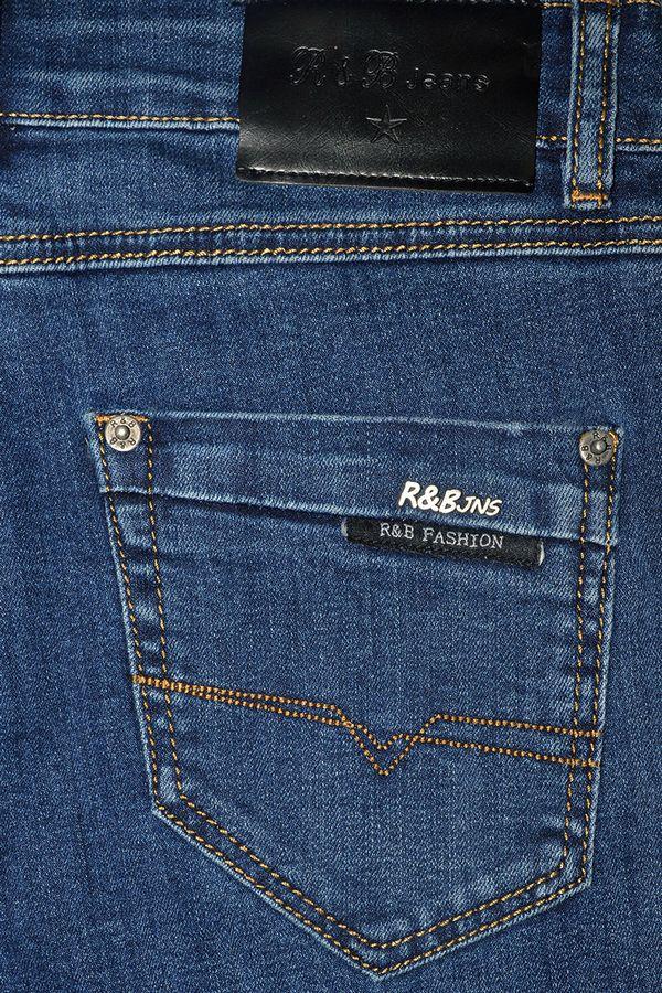 Джинсы женские R&B L-961-1 - фото 4