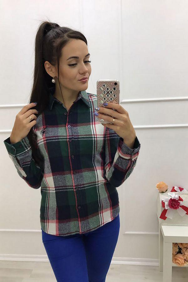 Рубашка Pars Polo женская 101 - фото 1