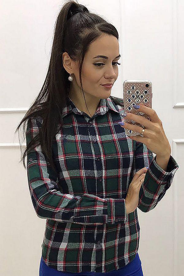 Рубашка Pars Polo женская 103 - фото 2