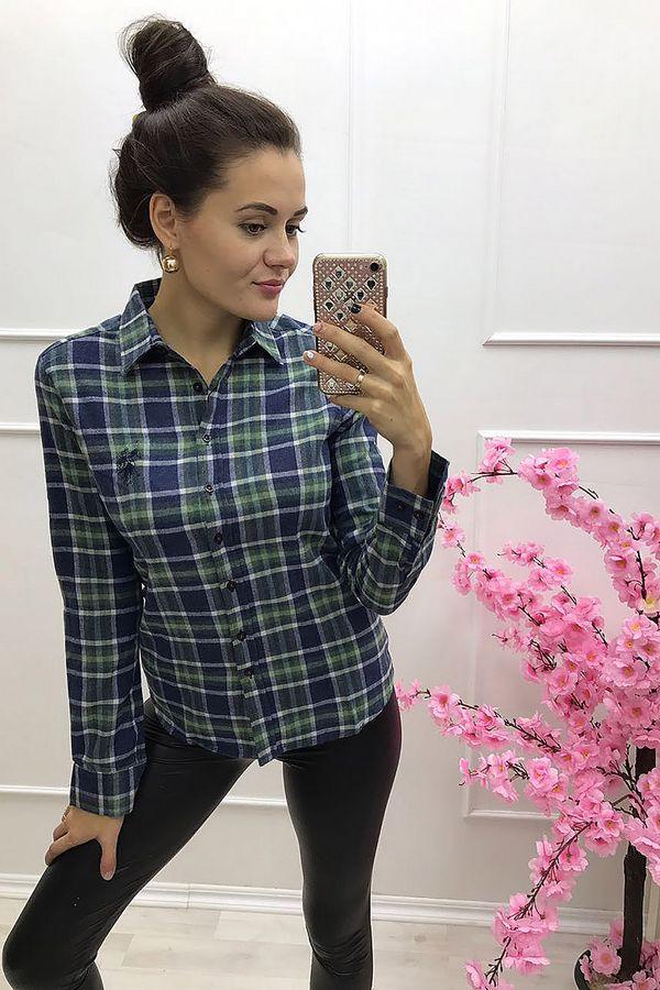 Рубашка Pars Polo женская 108 - фото 1