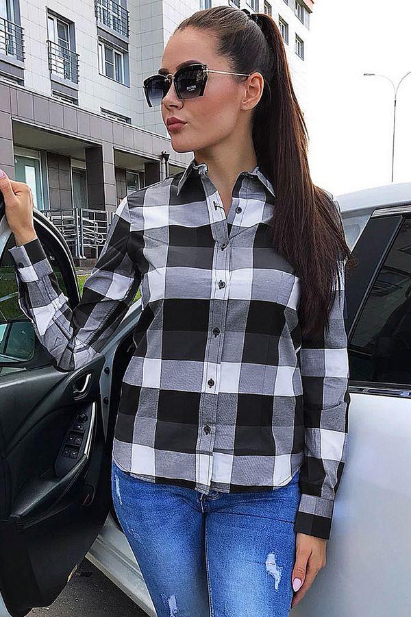 Рубашка женская Pars Polo 810 - фото 2