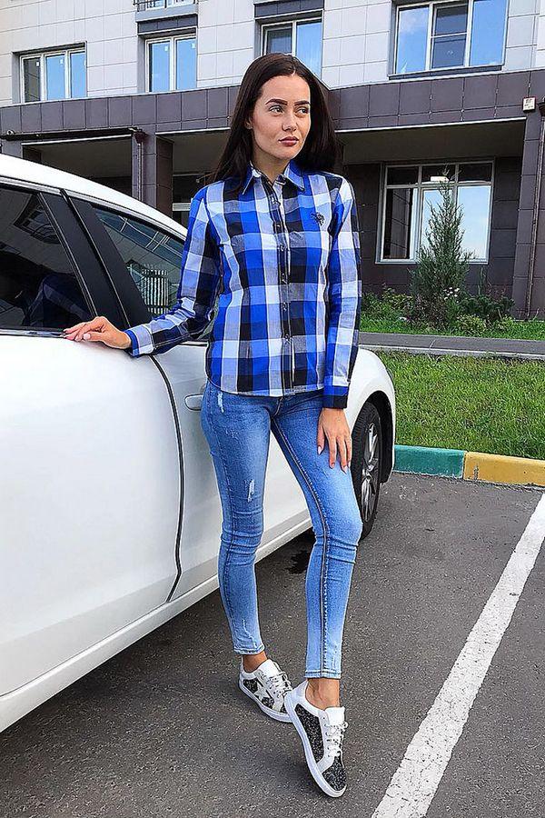 Рубашка женская Pars Polo 811 - фото 2