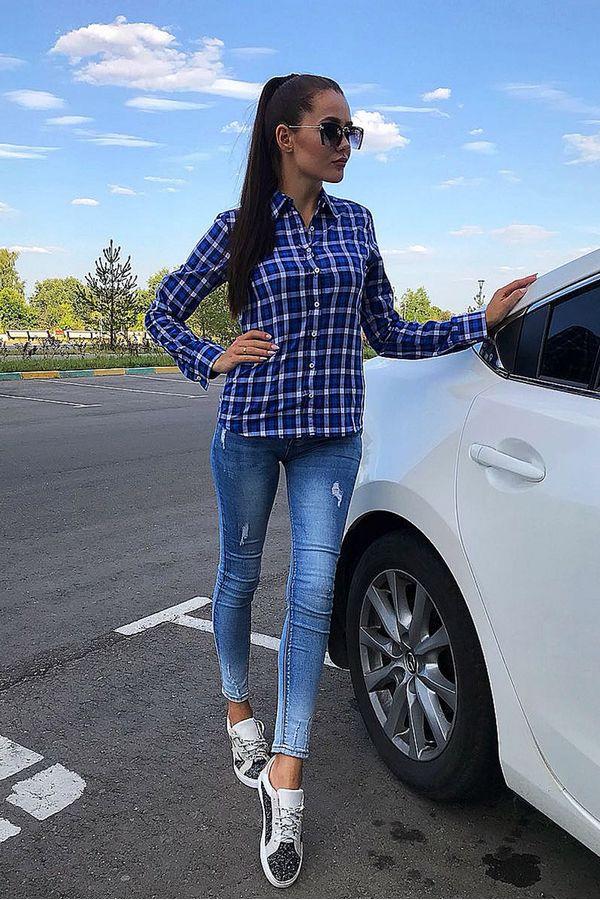 Рубашка женская Pars Polo 813 - фото 1