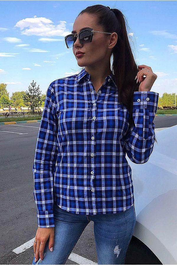 Рубашка женская Pars Polo 813 - фото 2