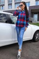 Рубашка женская Pars Polo 814