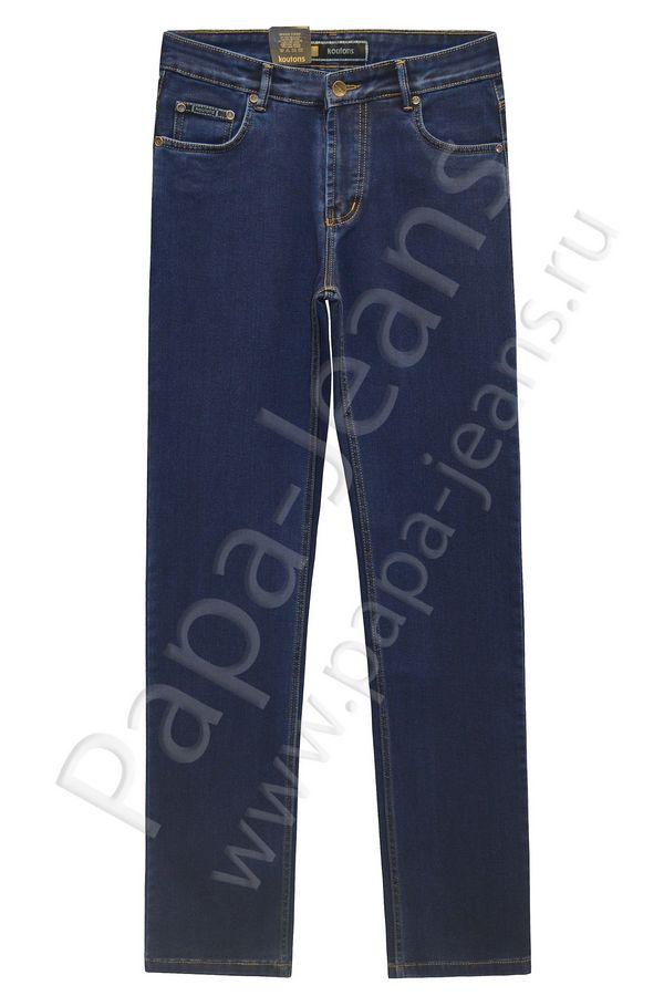 Джинсы мужские Koutons 235-3 Stretch Light Blue - фото 1