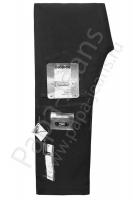 Джинсы мужские Koutons KT-58-11-H Black-Black