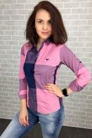 Рубашка Pars Polo женская 712-Rose