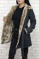 Куртка женская Raw Dinm D1177 утепленная