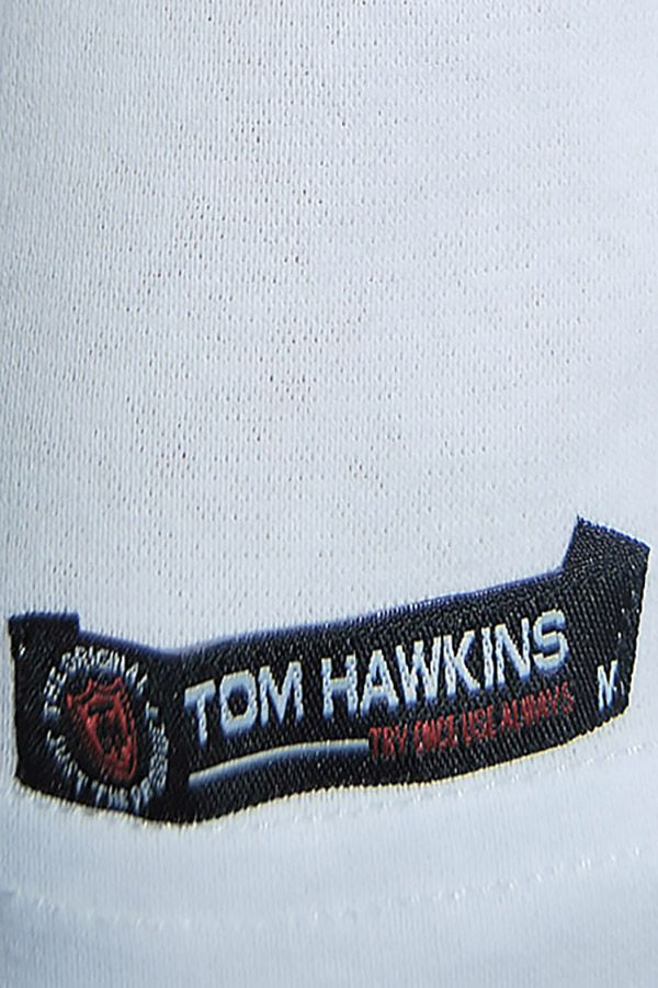 Водолазка мужская Tom Hawkins белая - фото 2