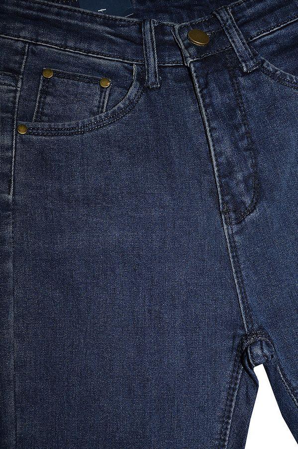Джинсы женские Fashion Jeans 802-3 утепленные - фото 3