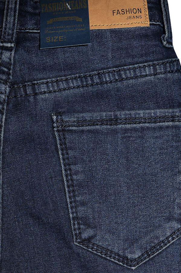 Джинсы женские Fashion Jeans 802-3 утепленные - фото 4