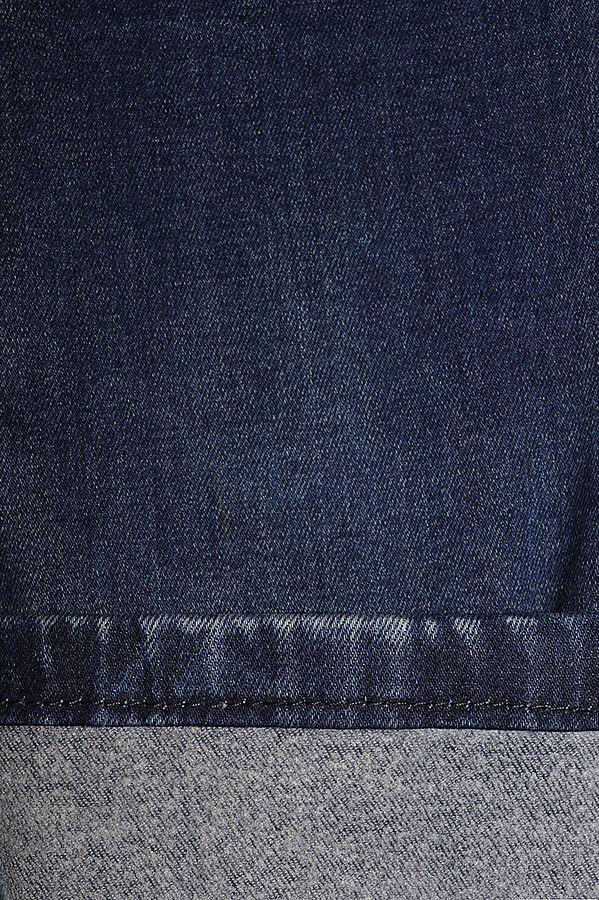 Джинсы женские Fashion Jeans 802-3 утепленные - фото 5