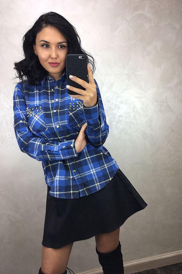 Рубашка женская Pars Polo 117 - фото 2