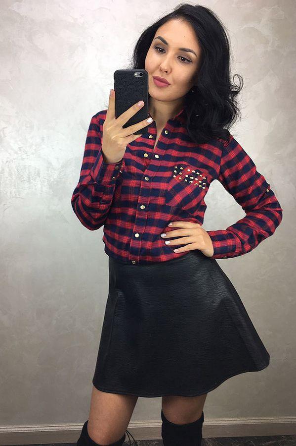 Рубашка женская Pars Polo 118 - фото 3