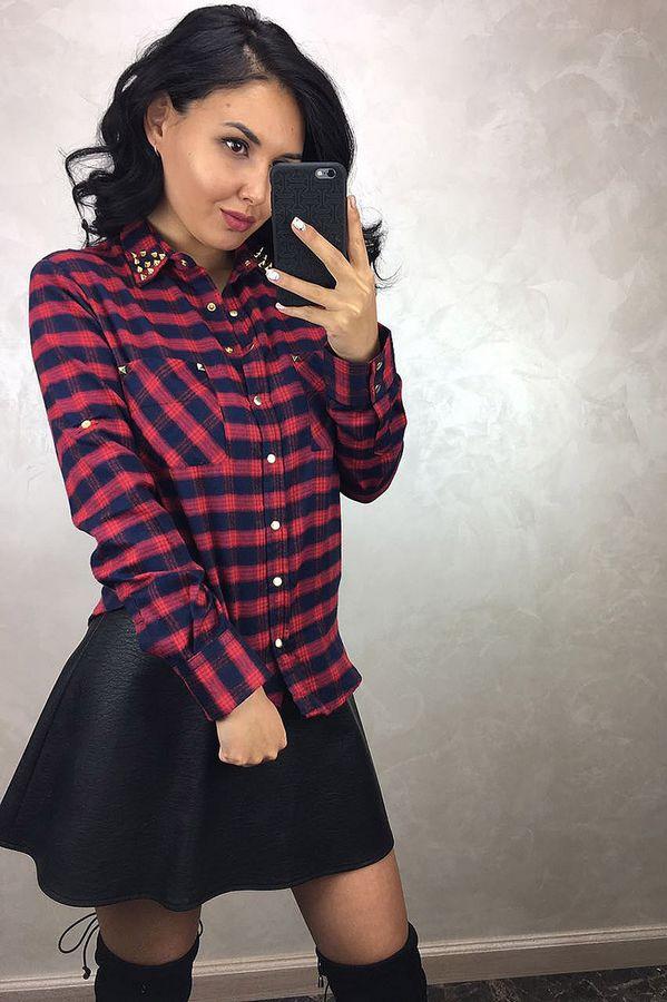 Рубашка женская Pars Polo 122 - фото 2
