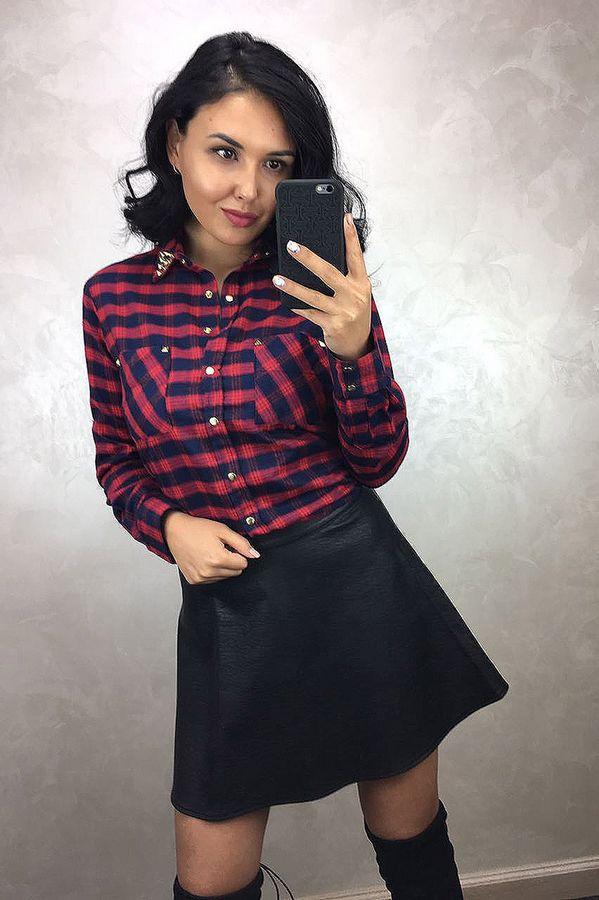 Рубашка женская Pars Polo 122 - фото 4