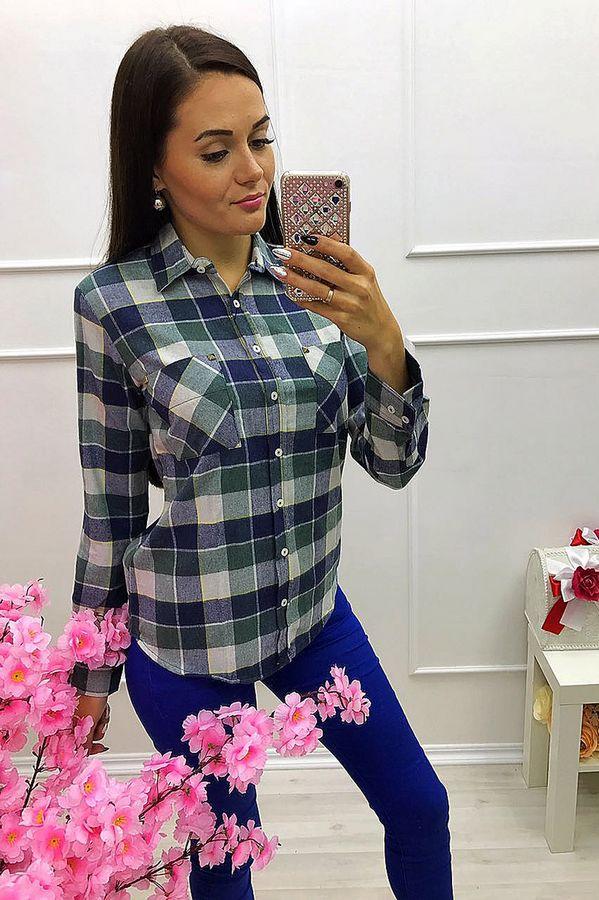 Рубашка женская Pars Polo 123 - фото 1