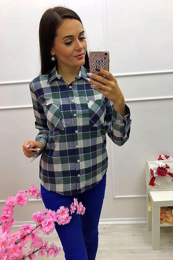 Рубашка женская Pars Polo 123 - фото 2