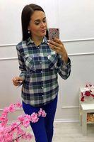Рубашка женская Pars Polo 123