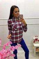 Рубашка женская Pars Polo 126