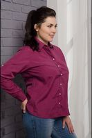 Рубашка женская Pars Polo 716 Big Size