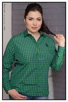 Рубашка женская Pars Polo 820 Big Size