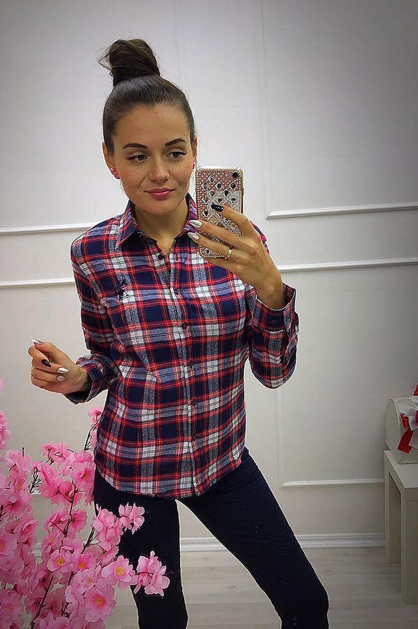 Рубашка женская Pars Polo 830 - фото 1