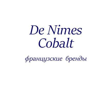 DE NIMES & COBALT`27