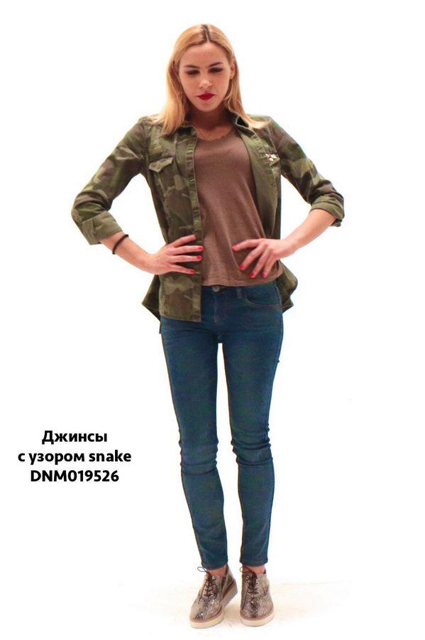 Джинсы женские De Nimes DNM019`526 - фото 2