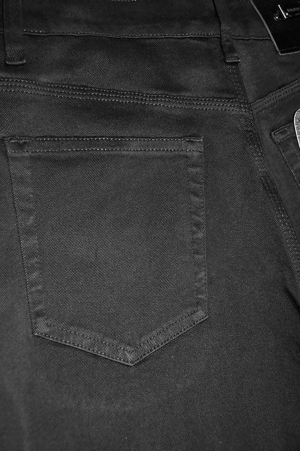 Джинсы мужские Koutons KT-58-M11-H Black-Black Big Size (44-46) - фото 2