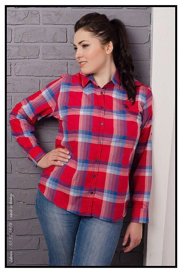 Рубашка женская Pars Polo 821 - фото 1