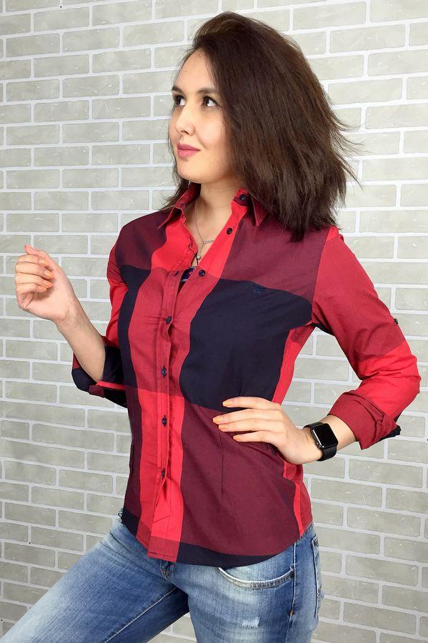 Рубашка женская Pars Polo 711 - фото 1