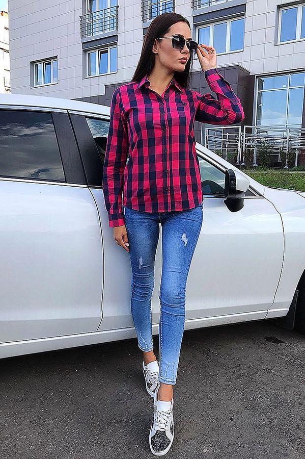 Рубашка женская Pars Polo 812 - фото 1
