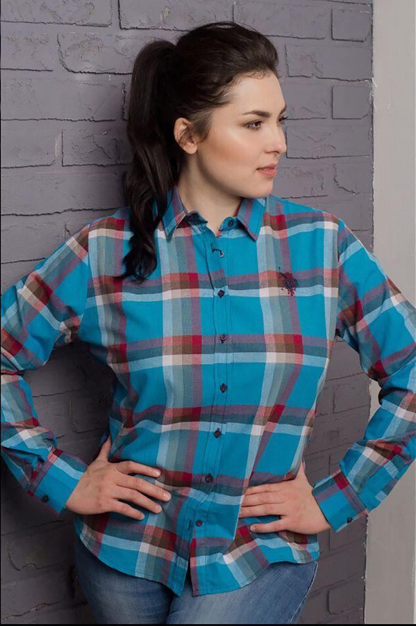 Рубашка женская Pars Polo 717 - фото 1
