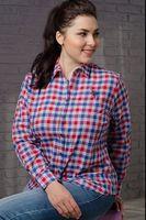 Рубашка Pars Polo женская 722 Big Size