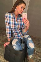 Рубашка женская Pars Polo 501