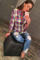 Рубашка женская Pars Polo 502