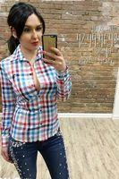 Рубашка женская Pars Polo 506