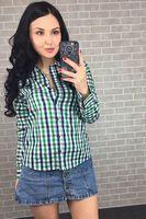 Рубашка женская Pars Polo 507