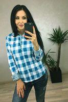 Рубашка женская Pars Polo 513