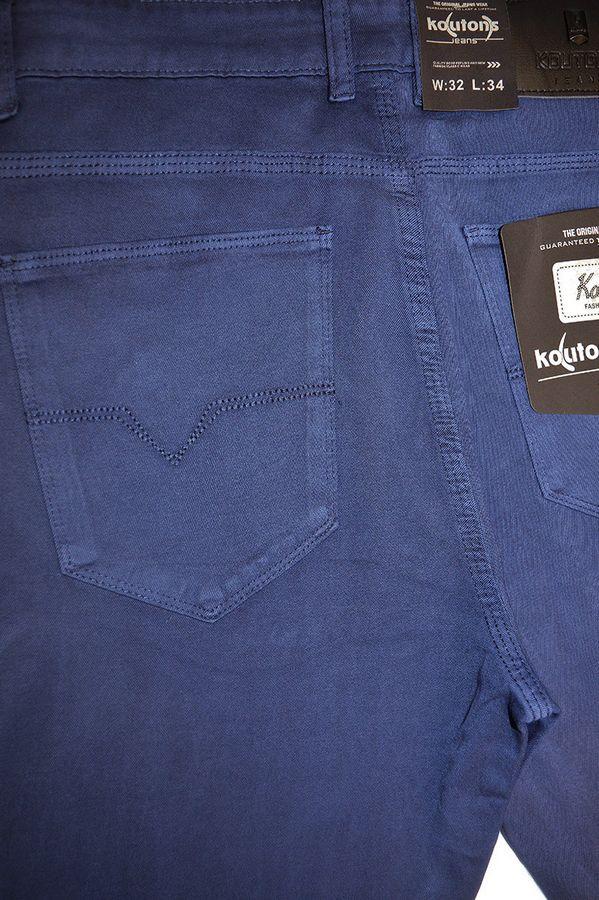 Джинсы мужские Koutons KL-1607 Stretch Blue - фото 3