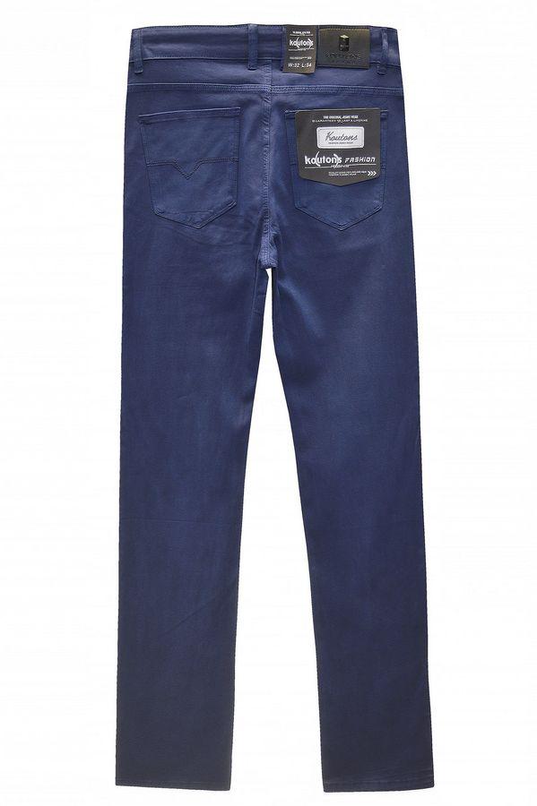 Джинсы мужские Koutons KL-1607 Stretch Blue - фото 5