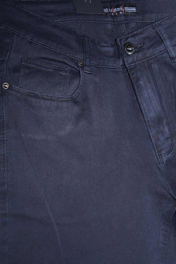 Джинсы мужские Koutons KL-1606 Stretch Blue-Blue - фото 2