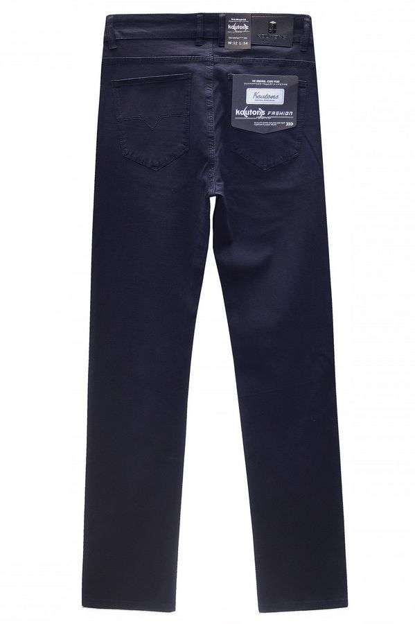 Джинсы мужские Koutons KL-1606 Stretch Blue-Blue - фото 5